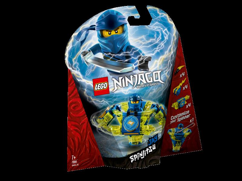 LEGO® NINJAGO 70660 - Spinjitzu Jay