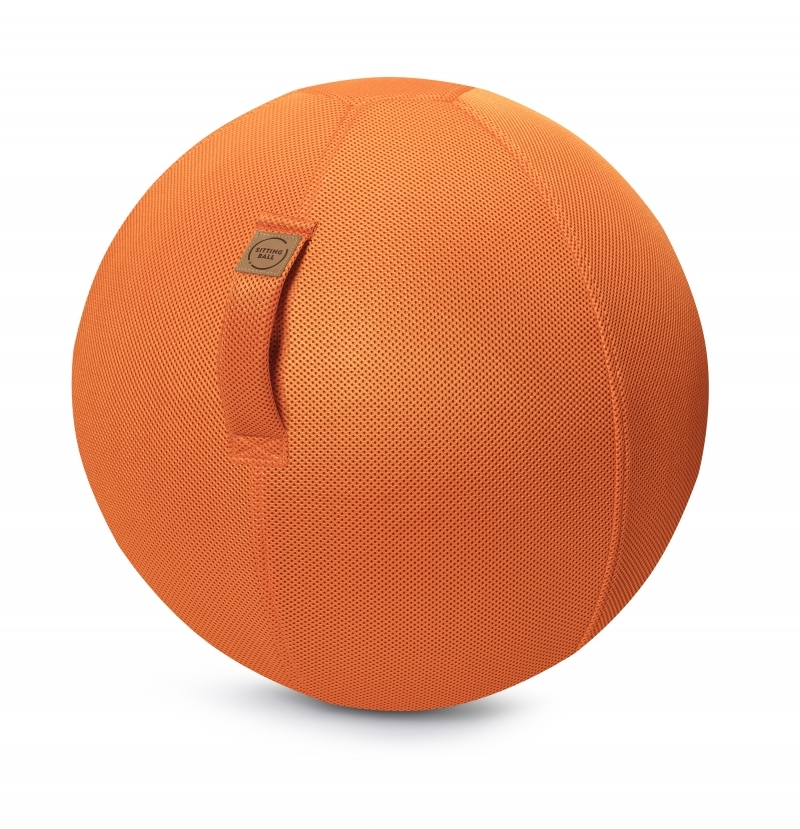 Sitzball - Mesh orange