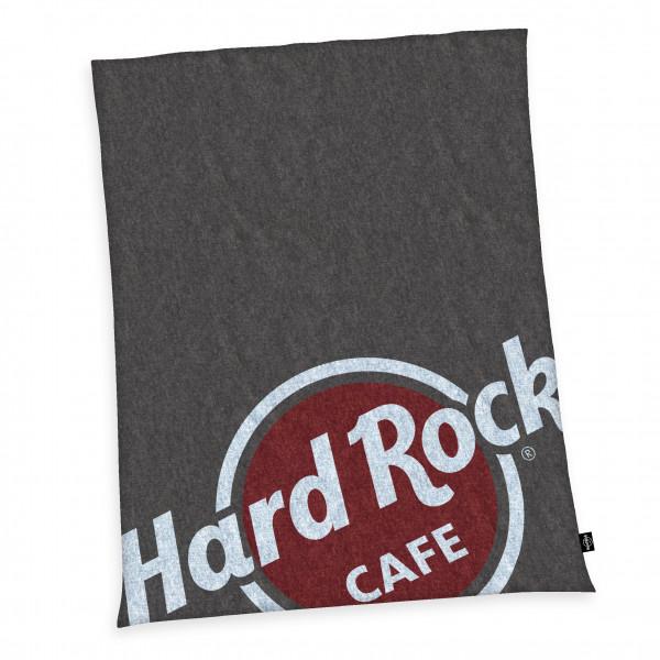 Hard Rock Wellsoft-Flauschdecke