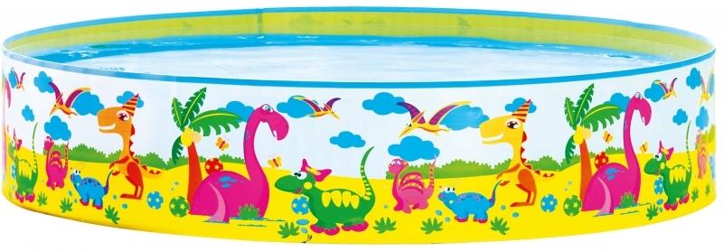 "Steilwand-Pool ""Dino"""