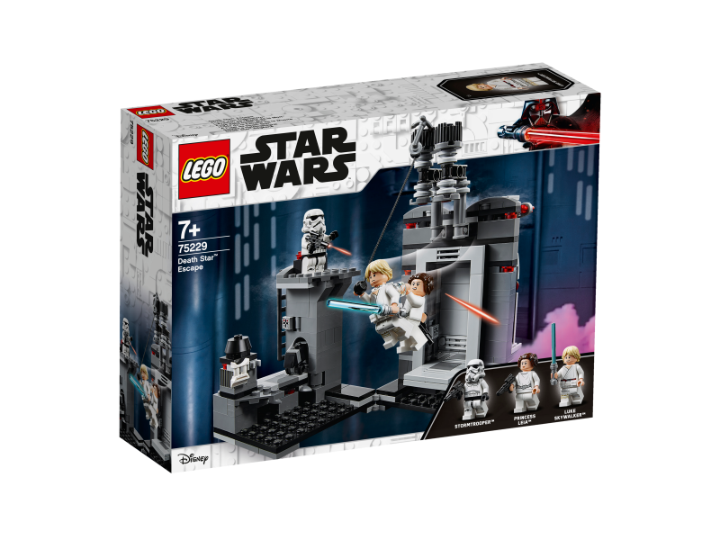LEGO® Star Wars 75229 - Flucht vom Todesstern™