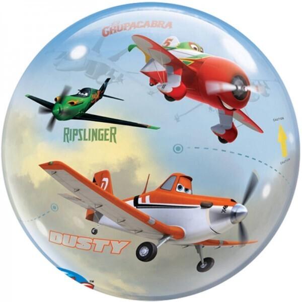 Planes Bubble Ballon gefüllt mit Helium