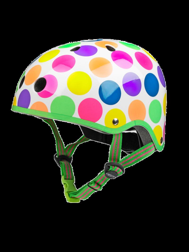 Micro Helm Neon Dot
