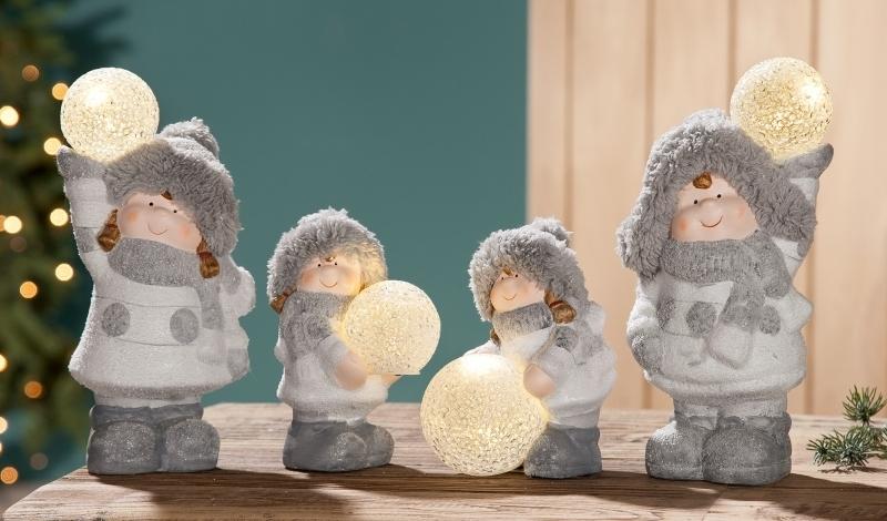 Keramik LED Kinder Shiny Ice