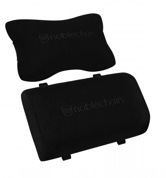 noblechairs Pillow-Set for EPIC/ICON/HERO - black/black