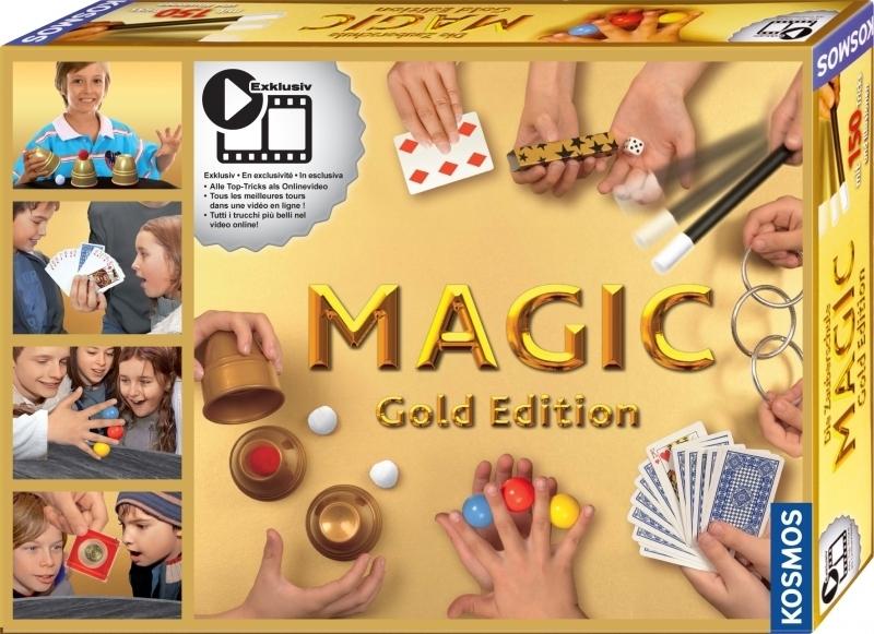 KOSMOS 680350 - MAGIC Gold Edition
