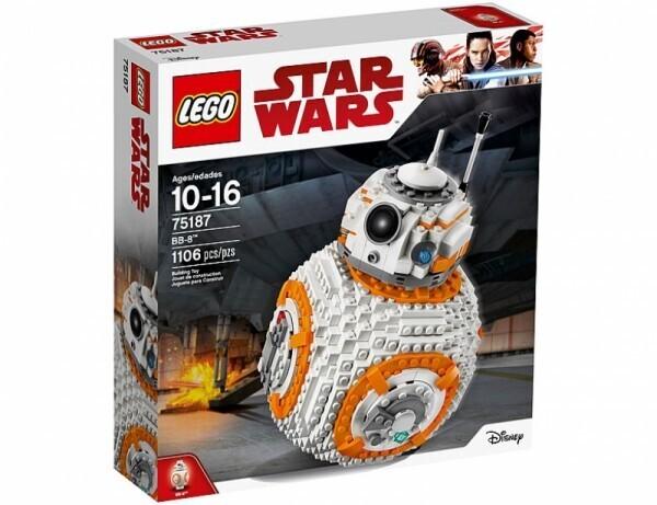 LEGO® Star Wars 75187 - BB-8