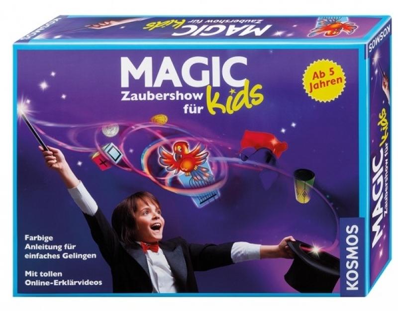KOSMOS 698829 - Spiel Magic Zaubershow für Kids