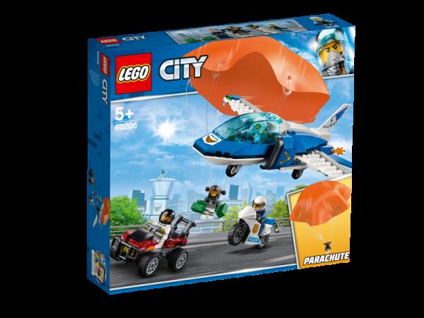 LEGO® CITY 60208 - Polizei Flucht mit dem Fallschirm