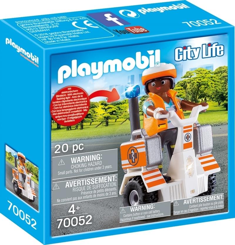 PLAYMOBIL® 70052 Rettungs-Balance-Roller