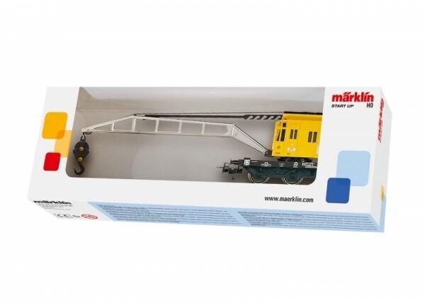Märklin Start up 4671 - Kranwagen