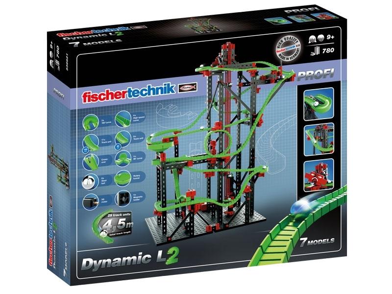 fischertechnik PROFI Dynamic L2 - Kugelbahn