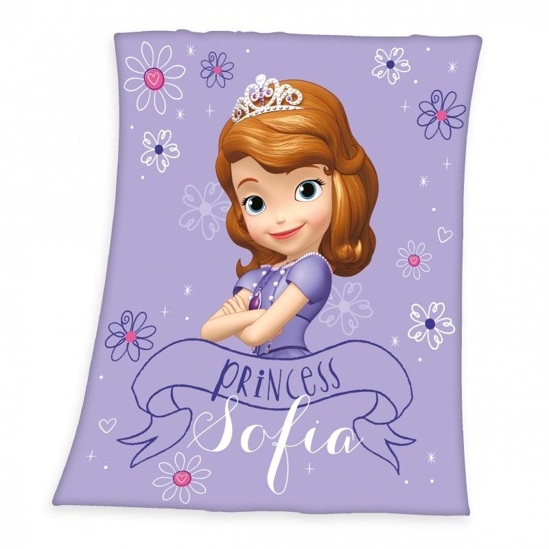 Disney's Sofia die Erste Fleece-Decke