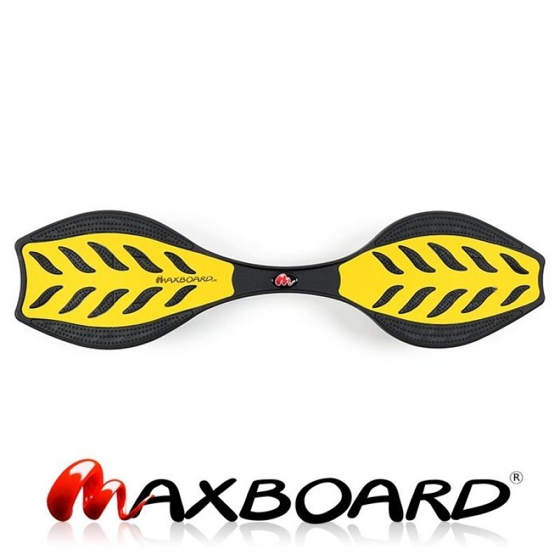 Maxboard gelb - Waveboard