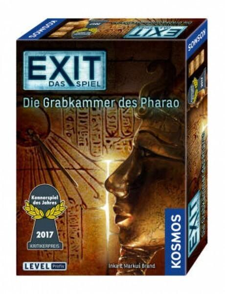 KOSMOS 692698 - EXIT - Das Spiel - Die Grabkammer des Pharao