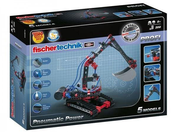 fischertechnik PROFI Pneumatic Power
