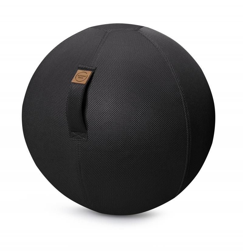 Sitzball - Mesh schwarz