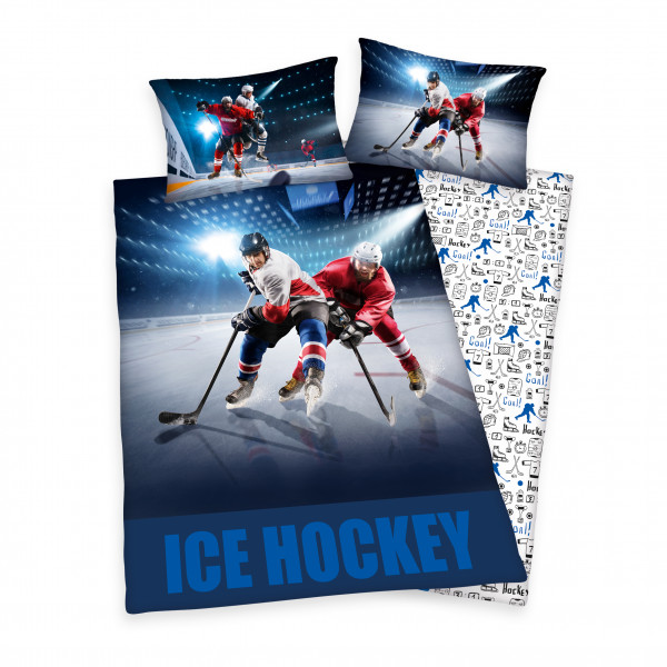 Eishockey Bettwäsche