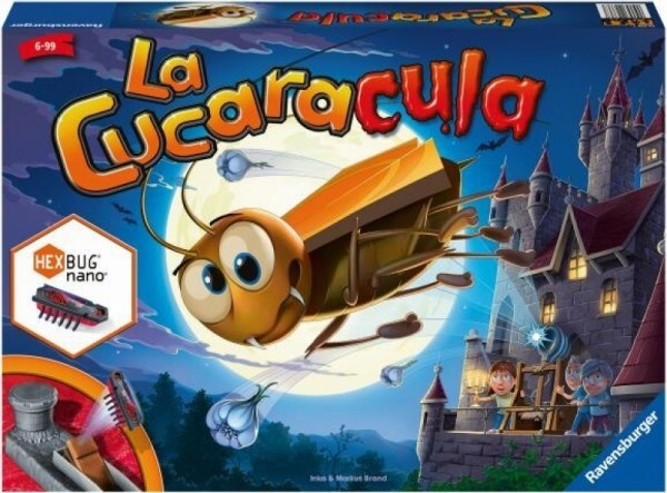 Ravensburger Spiele - Cucaracula