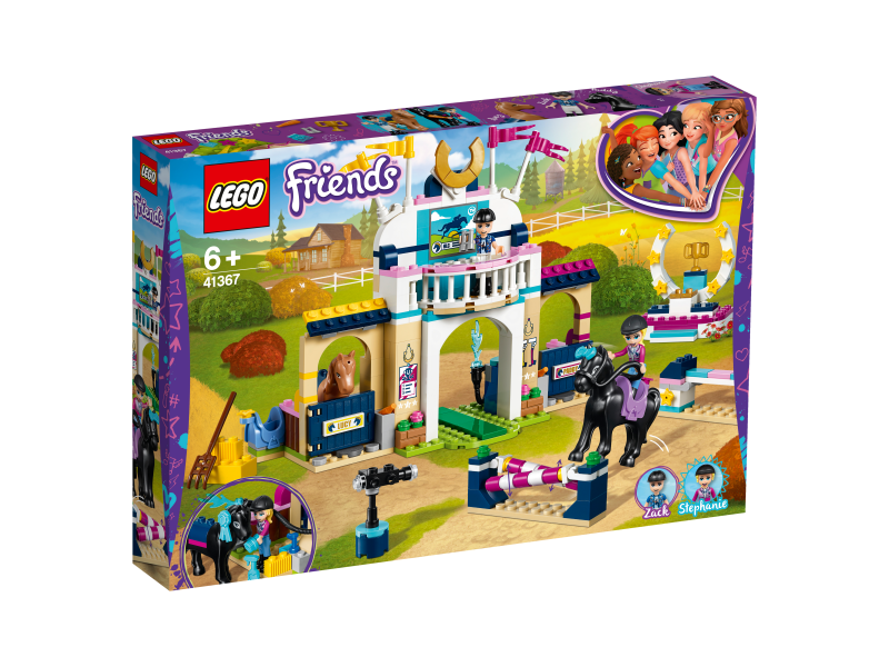 LEGO® FRIENDS 41367 - Stephanies Reitturnier