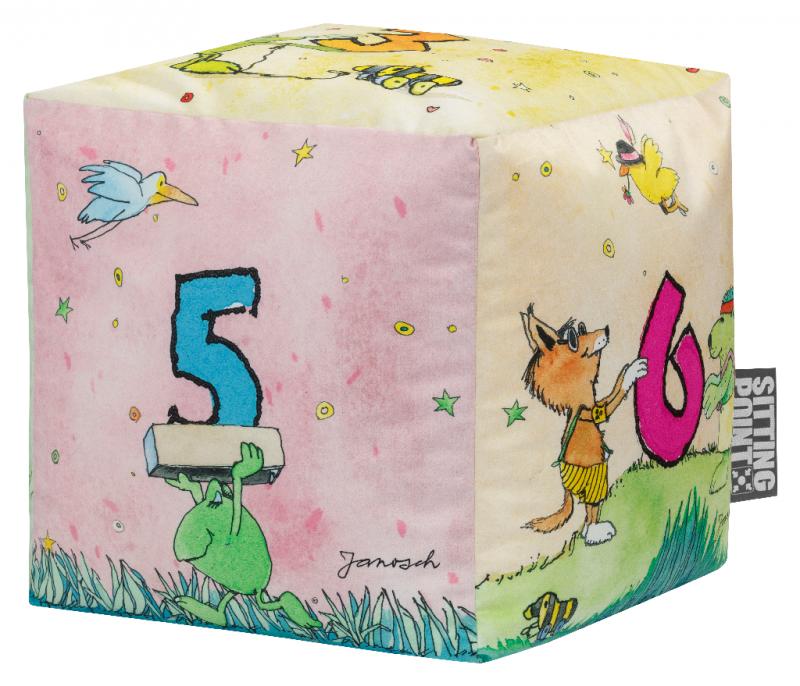Janosch Cube Sitzsack