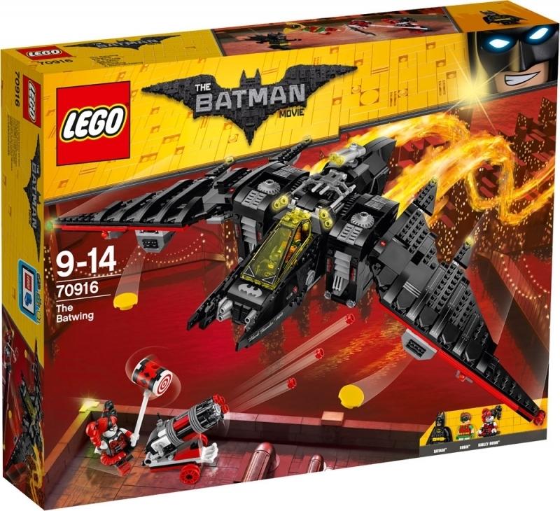 LEGO® BATMAN MOVIE 70916 - Batwing