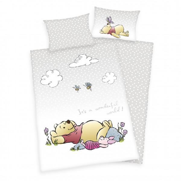 Babybettwäsche - Winnie the Pooh