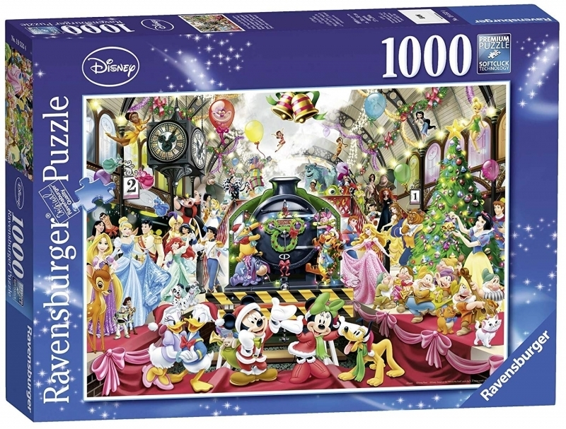 Ravensburger Puzzle - Alle am Bord für Weihnachten