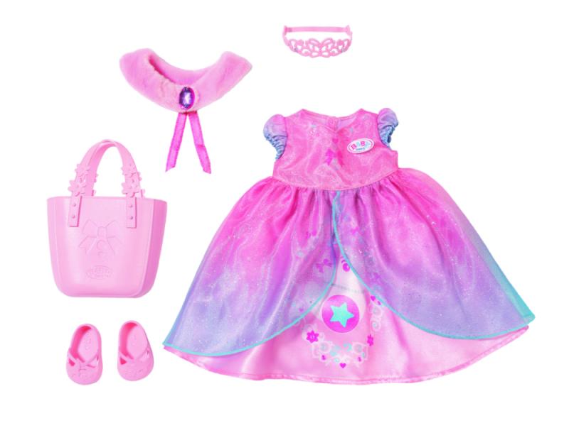 Zapf Creation Baby Born - Boutique DX Shopping Princess