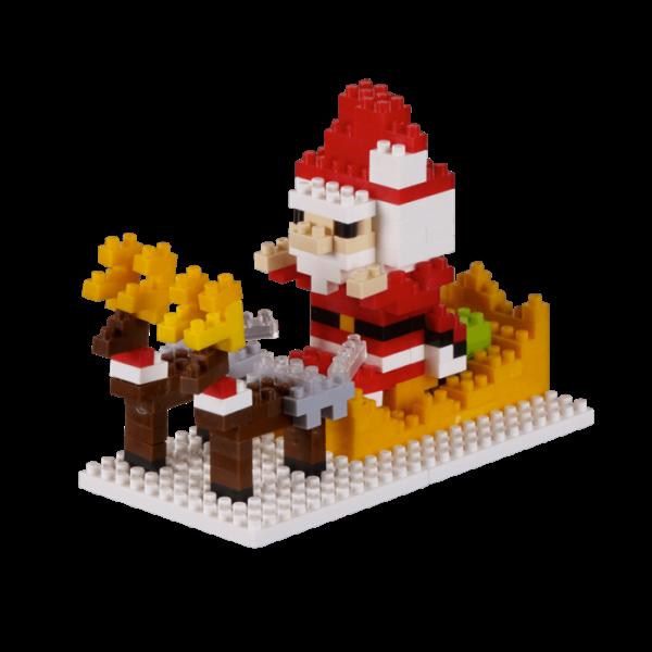 Brixies 203006 - Weihnachtsschlitten