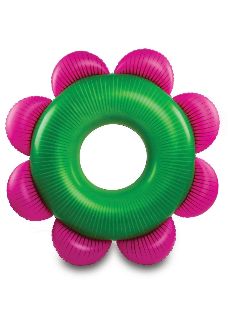 Schwimmring grosse Blume