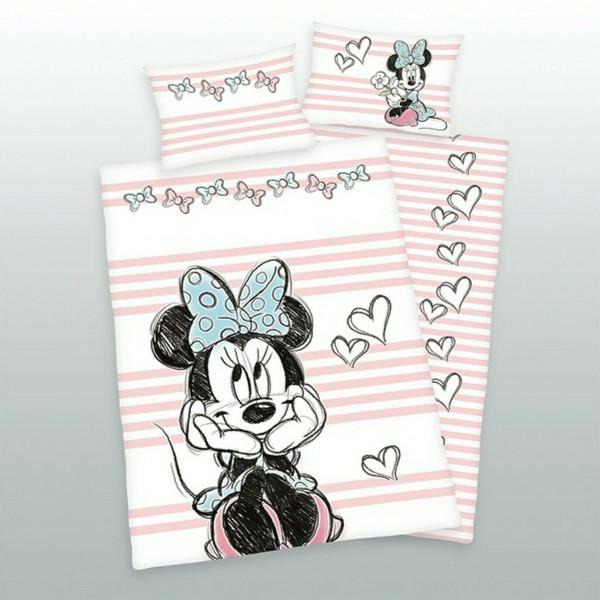 Babybettwäsche - Disney's Minnie Mouse