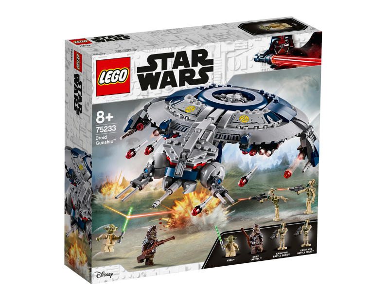 LEGO® Star Wars 75233 - Droid Gunship™
