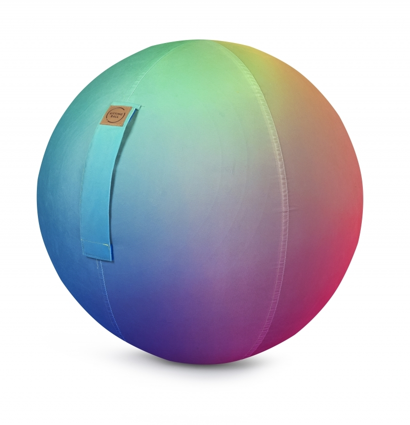 Sitzball - Rainbow