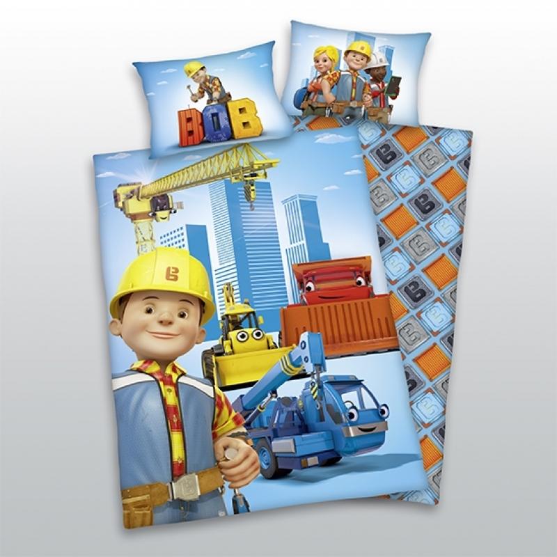 Babybettwäsche - Bob der Baumeister