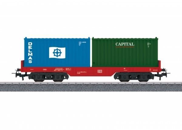 Märklin Start up 44700 - Containerwagen
