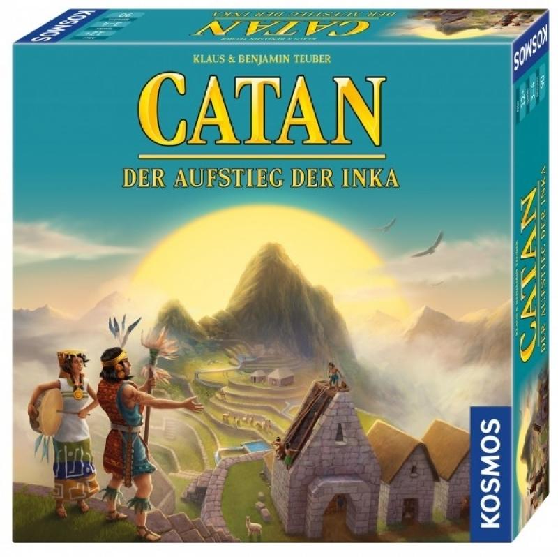 KOSMOS 694241 - Spiel CATAN - Der Aufstieg der Inka