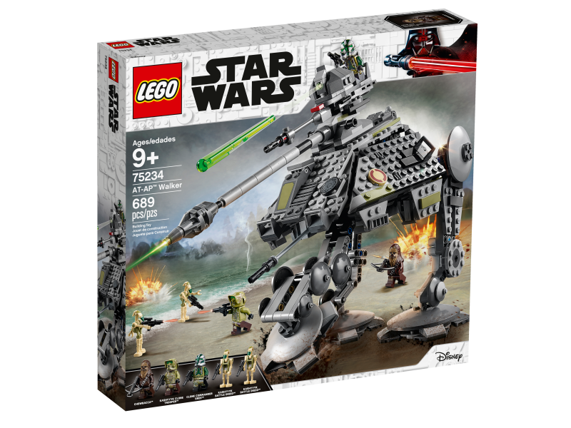 LEGO® Star Wars 75234 - AT-AP™ Walker