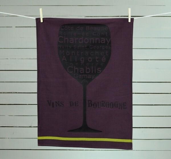 Geschirrtuch Bourgogne