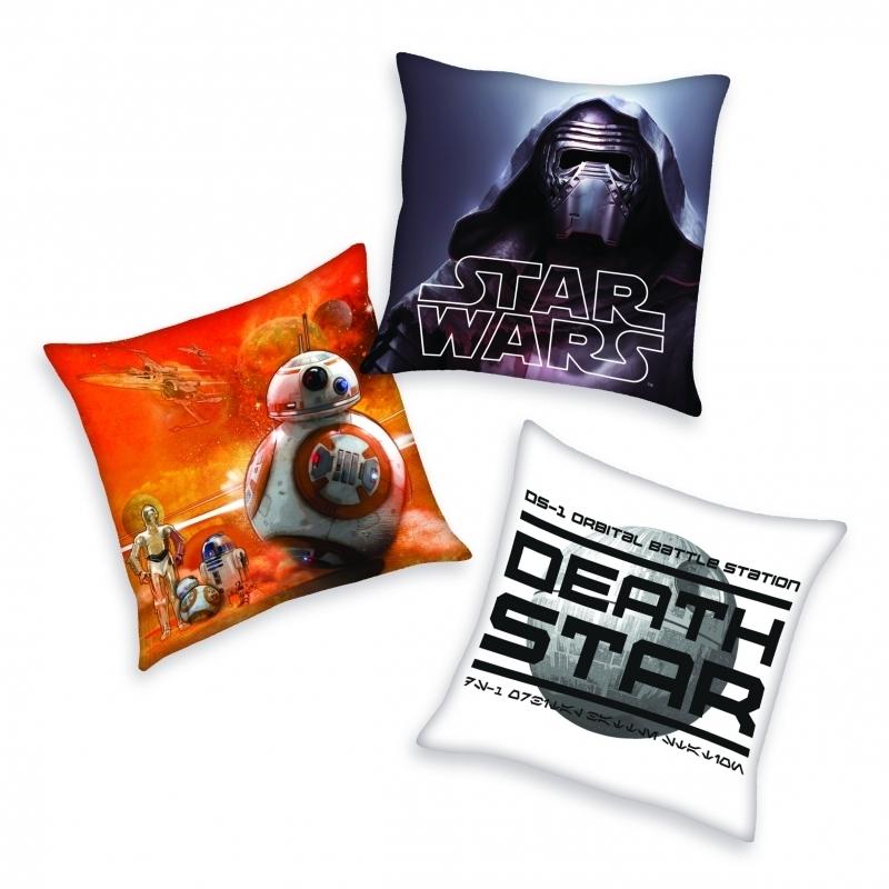 Dekokissen Star Wars 3-er Set