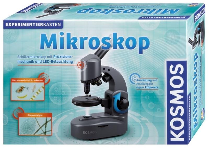 KOSMOS 635602 - Experimentierkasten Mikroskop