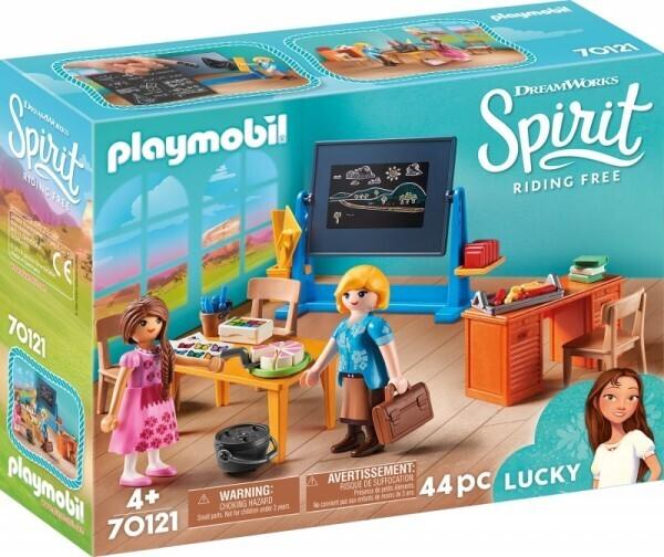 PLAYMOBIL® 70121 Schulzimmer von Miss Flores