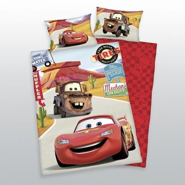 Babybettwäsche - Disney's Cars