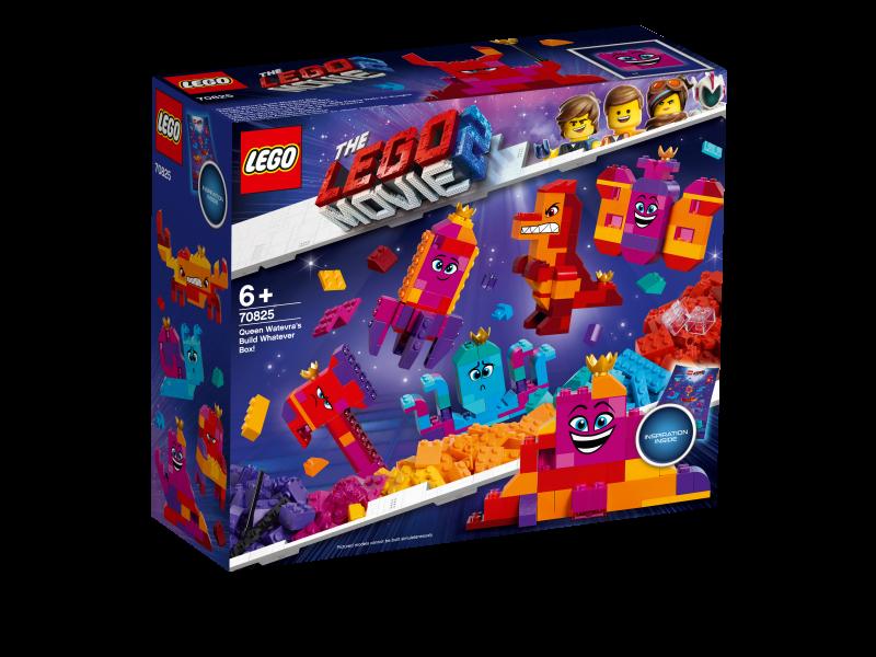 THE LEGO® MOVIE 2 70825 - Königin Wasimma Si-Willis Bau-Was-Du-Willst-Box!