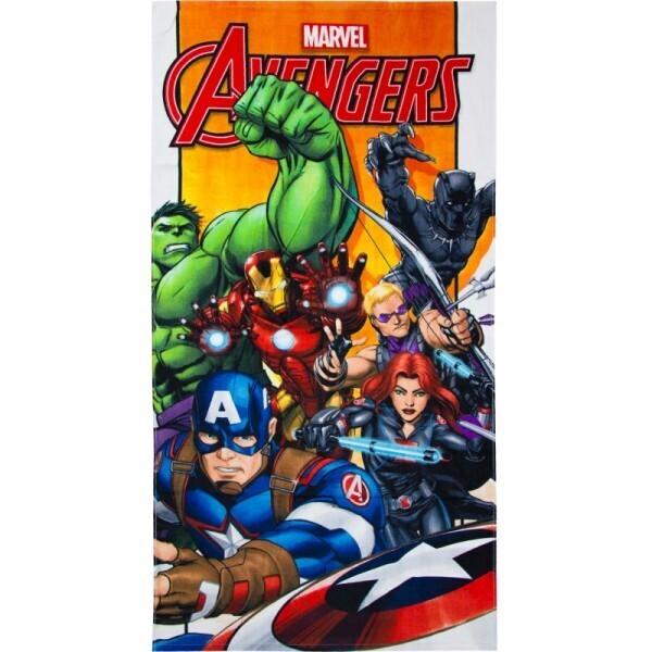 Badetuch Avengers