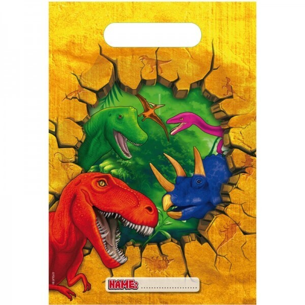 Dinosaurier kleine Tüten
