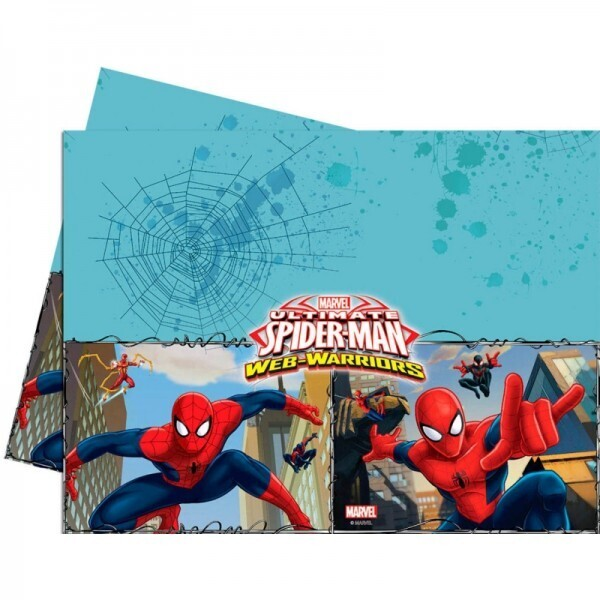Spiderman Warriors Tischdecke