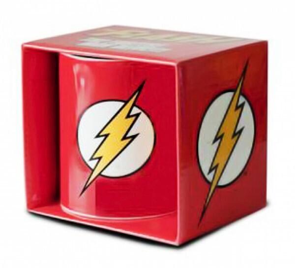 Tasse Flash Logo