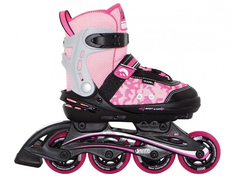 Inliner Kids Pink 35-40