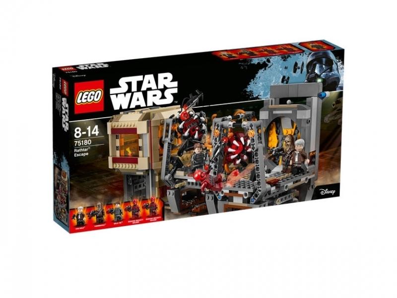 LEGO® Star Wars 75180 - Rathtar™ Escape